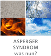 Asperger – Syndrom – was nun? Katrin Bentley Logo